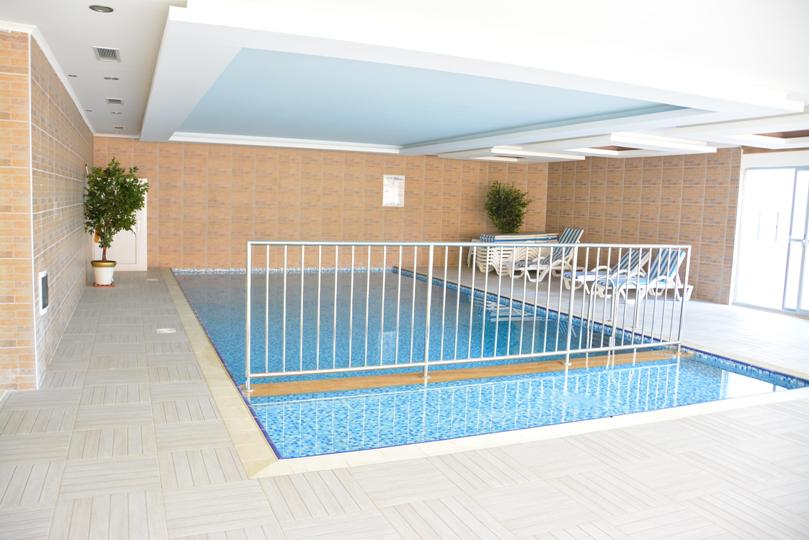 2 Zi. Etw.,Super-Lux Anlage -1bed in a luxury complex