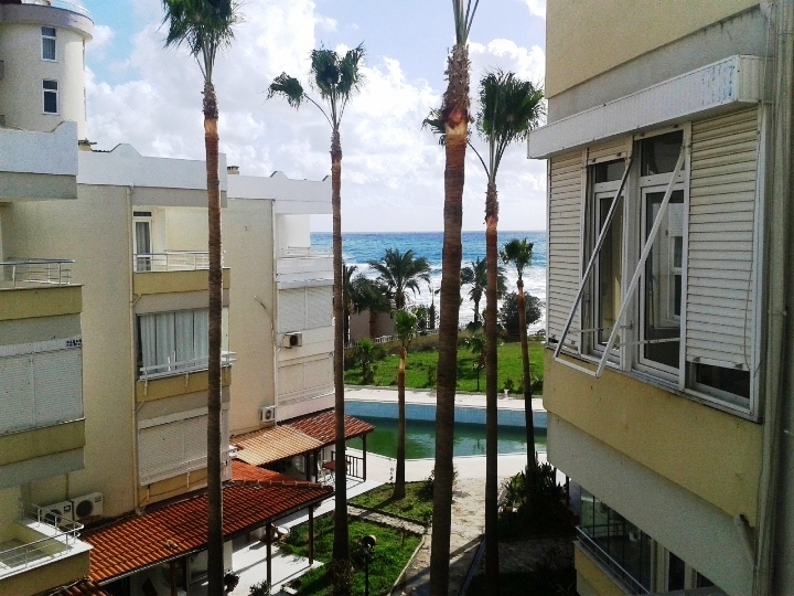 3 Zi. Etw. Luxus, 80 qm, am Meer - 2 bed flat at the seaside